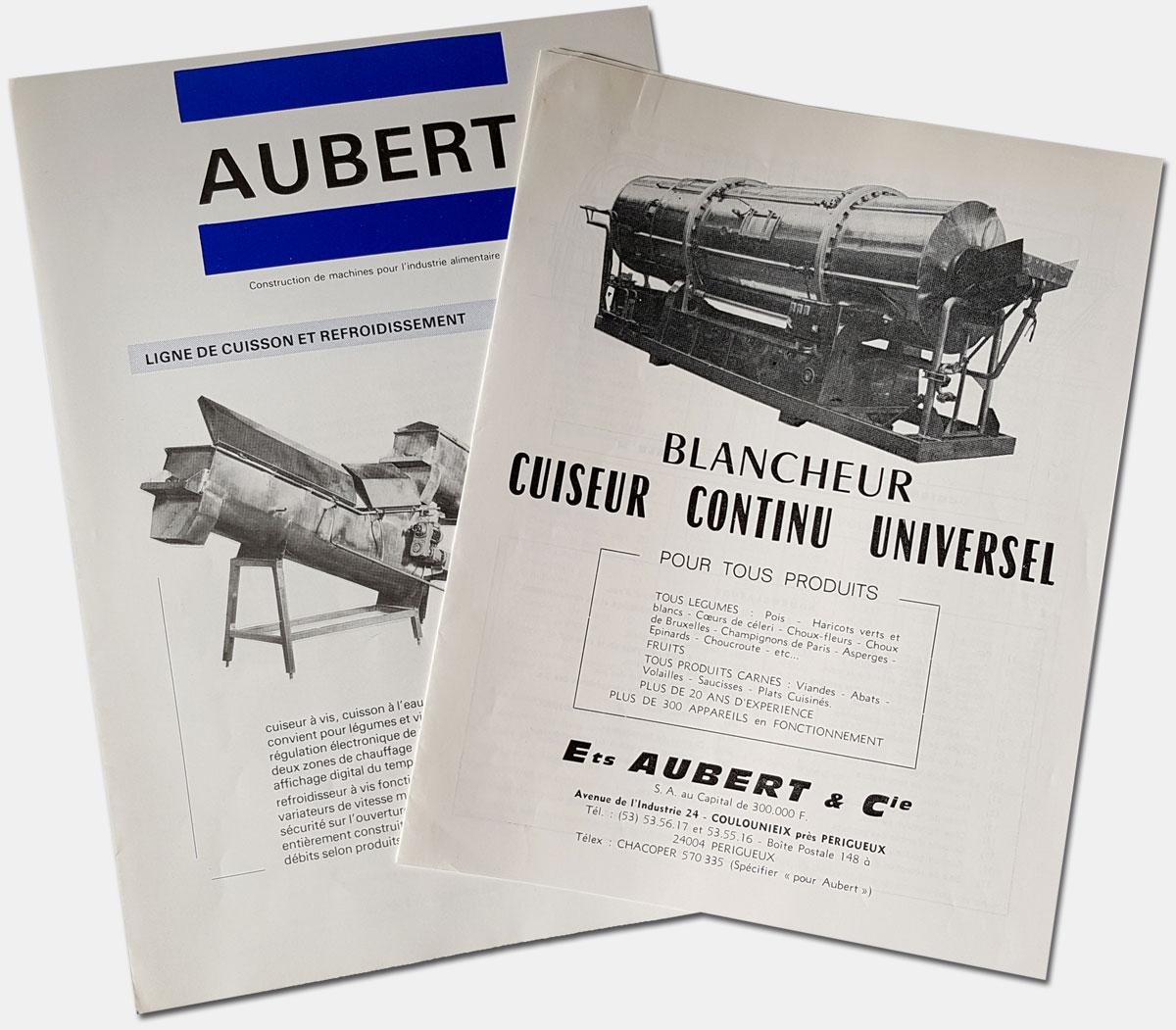 Etablissements Aubert et compagnie - Fabricant de machines et d'équipements pour l'agroalimentaire